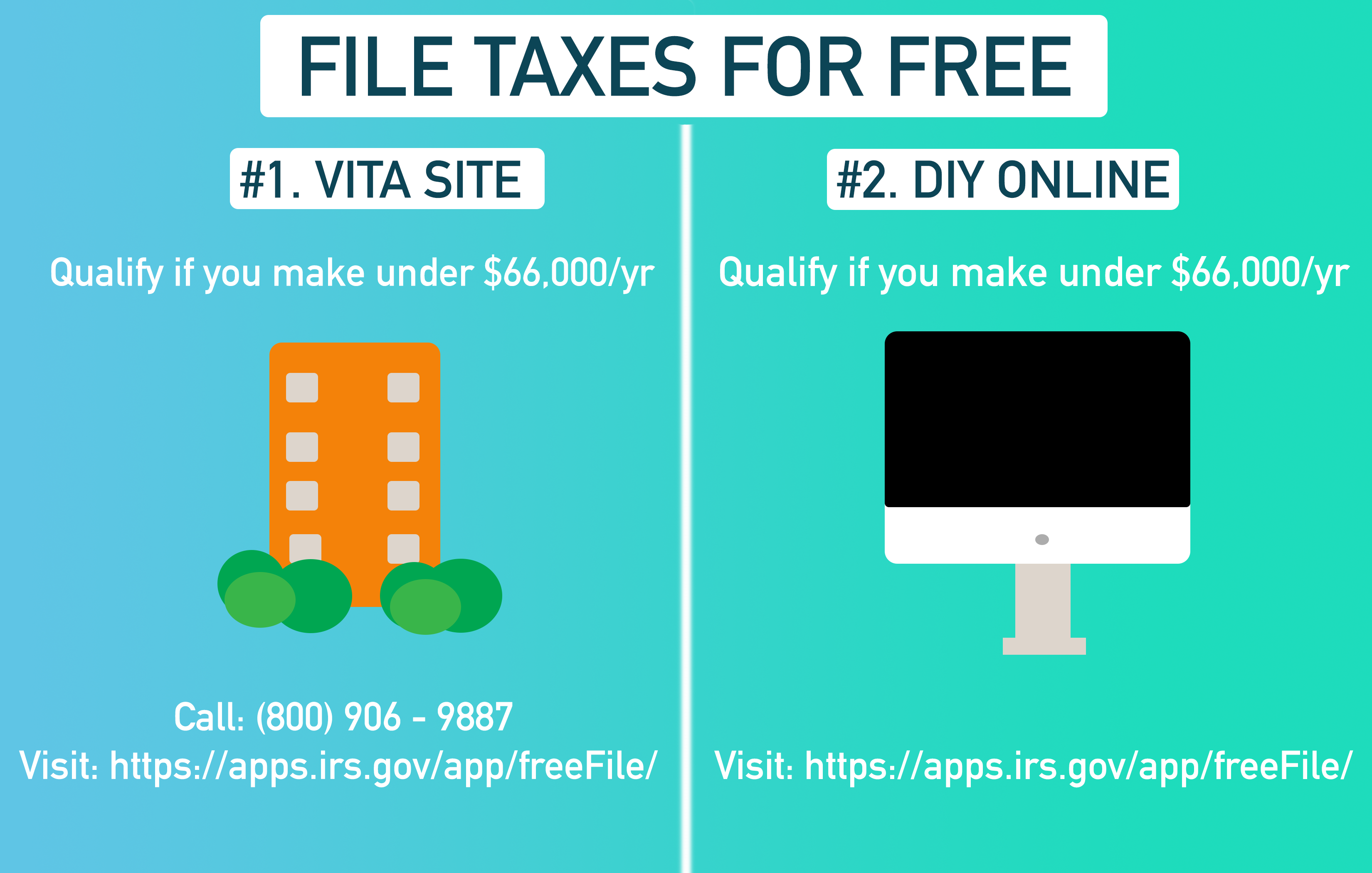 File Your Taxes for Free Ninety-Nine!
